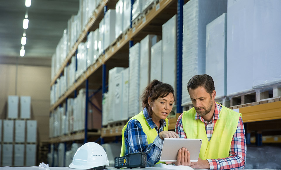 Warehouse & Logistics Staff Solutions